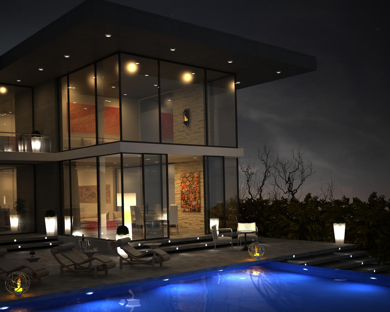 casa piscina ok
