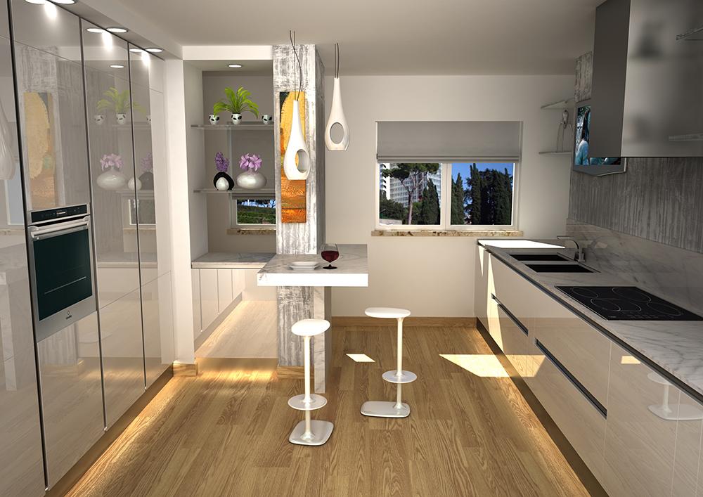 cucina nappi